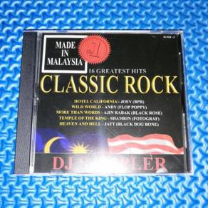 VA - Made In Malaysia Classic Rock DJ SAMPLER CD