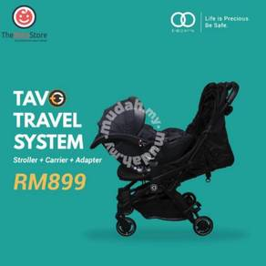 Tavo travel system - stroller and infant carier