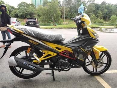 Sym sport rider 125 offer murah sangat