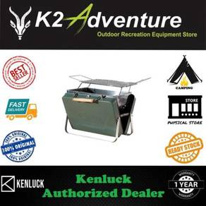 KENLUCK BUDDY GRILL - Portable Barbecue Grill