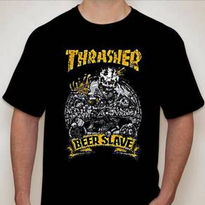 Thrasher Beer Slave tshirt