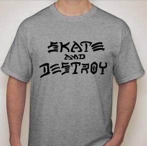 Skate n Destroy tshirt