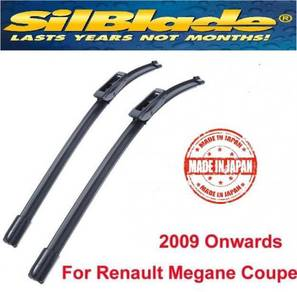 Renault CAR SILICONE COATING Wiper Blade