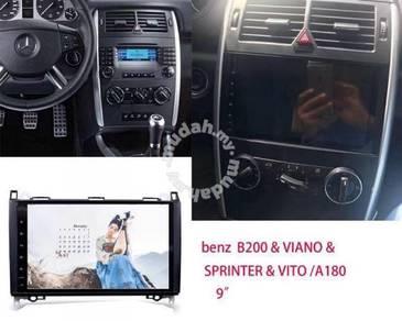 Mencedes Benz B200 viano sprinter Vito A180 ANDROI