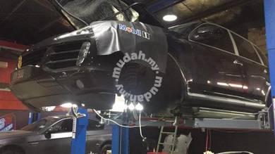 Porsche panamera cayenne macan engine repair rebui