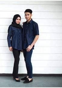 Tshirt Korporat Denim Dan Jeans