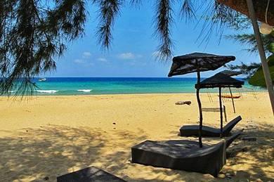 3D2N Leisure at Aguna Resort, Pulau Tioman