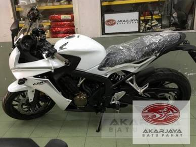 Honda cbr 650 CBR650 akrapovic carbon full system