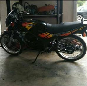1995 or older Suzuki Phanter dan ekzos rxz original