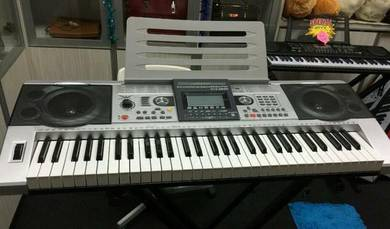 61 Touch response piano keyboard usb