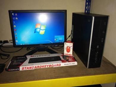 Computer Set Intel C2D E8400