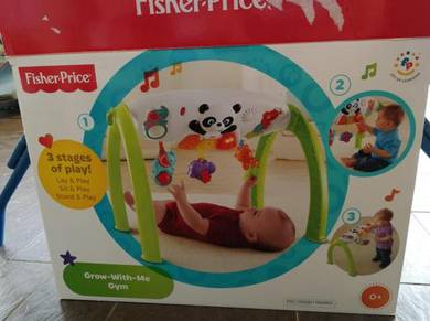 Newborn Grow-With-Me Gym Amusement toy