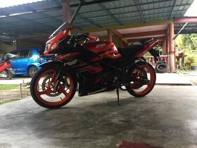 2012 Kawasaki KRR 150 Condition tip top