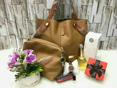Set handbag girl