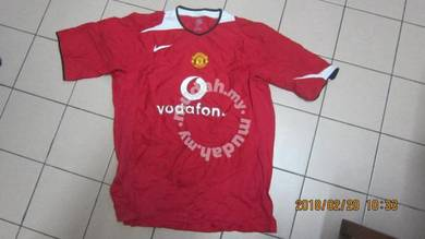 Jersey Man united 2004 size XL