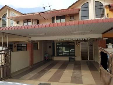 Taman Idaman , IJM Build , 21X70 , 2 Storey Terrace House