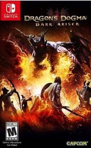 Nintendo Switch Dragon's Dogma Dark Arisen