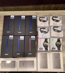 Baru Samsung Note 10 Plus 512GB. Jual 15OORM jer