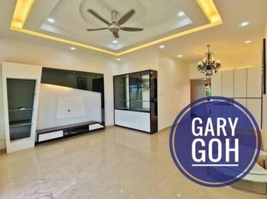 3.5 Storey Townhouse Bukit Dumbar Villa Jelutong 2 Carparks