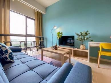 [F/F + Wifi] Tamarind Suites 1R1B Duplex units available Sky Park Hyve