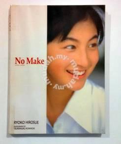 Ryoko Hirosue No Make Photo Album