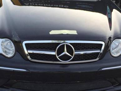 Mercedes W203 Front Grill W203 AMG grille
