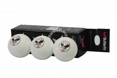 17ra c butterfly table tennisballs 3star40+plastic