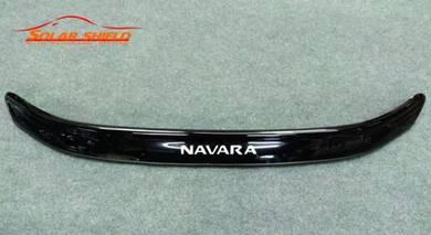Nissan Navara Front Bonnet Guard Bonnet Visor