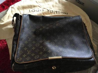 Authentic Louis Vuitton Abbesses M45257 Sling Bag