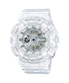 Watch - Casio BABY G TRIBAL BA110TP-7 - ORIGINAL