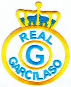 AC Real Atletico Garcilaso Peru Football Patch