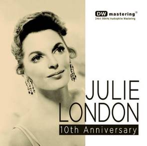 IMPORTED CD Julie London 10th Anniversary DW Maste