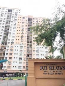 Apartment Jati Selatan, Desa Petaling, Salak Selatan, Kuala Lumpur