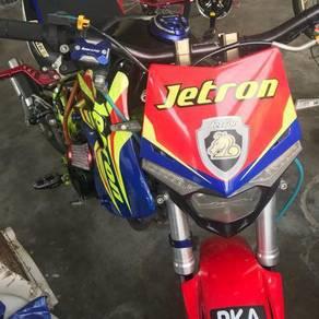 2011 Kawasaki KSR 110