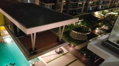 Z residence, Kiara 2, bukit jalil, Fully furnished, facing pool view