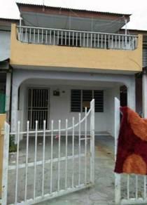 Ipoh Taman Bertuah 2 Storey Terrace House For Sale