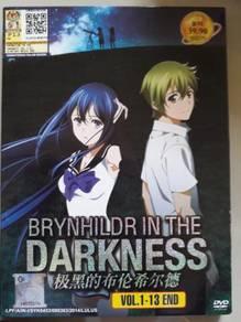 Anime brynhildr in the darkness dvd original