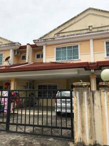 Double storey terrace intermediate house For Sale Jalan Muara Tuang