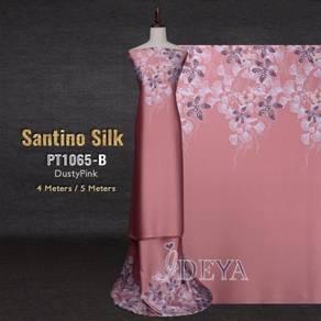 Kain pasang dusty pink PT1065