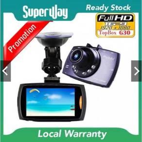 1080HD Car Camera Dash Cam DVR Night Vision Motion