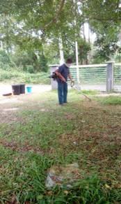 Perkhidmatan mesin rumput