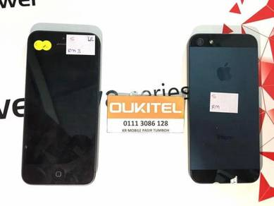 Used iphone 5 /32gb fullset