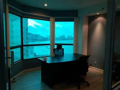 Gurney Tower, Office Space, 657sqft, Renovated, Sea View
