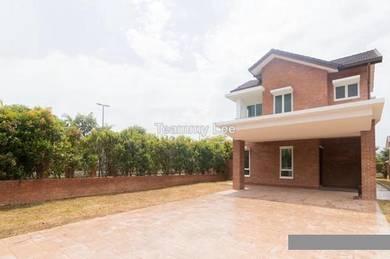Gated Guarded 2sty Bungalow Hao Residence Bandar Sungai Long