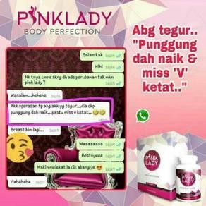 Promosi pink lady