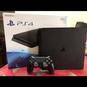 PS4 Slim 500gb and Fifa 18