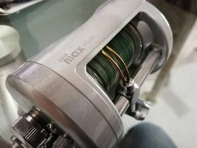 Abu Garcia Ambassaduer Pro Max 6600w