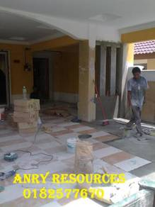 (Renovation, Service, Maintenance, Construction)