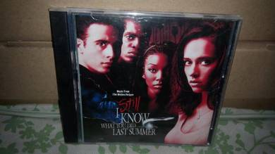 CD I Still Know What You Did LastSummer Soundtrack