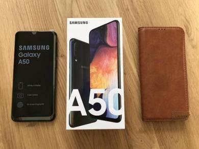 Samsung a50 128gb brand new